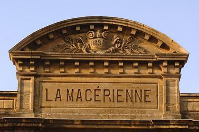 Présentation De L'usine La Macérienne Et Du Chantier En Cours à Charleville Mezieres