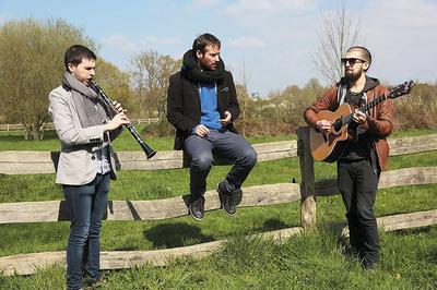 Présentation de saison - apéro - concert à Bouguenais
