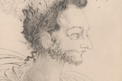 Présentation Des Amours De Cassandre Illustrés Par Salvador Dali à La Riche