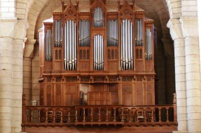 Présentation Des Orgues à Poitiers