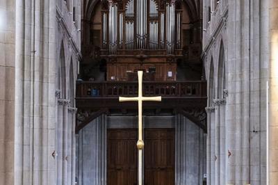 Présentation Des Orgues De La Cathédrale Saint Jean-baptiste à Belley
