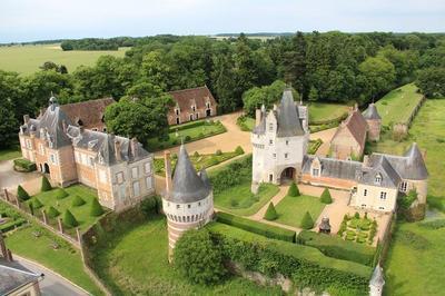 Présentation Du Château De Frazé à Fraze