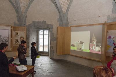 Présentation Du Château En 3d à Chambery