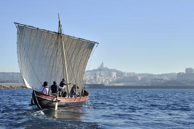 Présentation Du Navire Le Gyptis à Antibes
