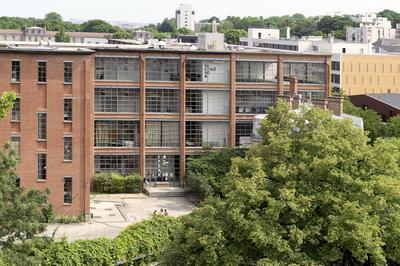 Présentation Du Patrimoine Industriel De La Manufacture Des Oeillets à Ivry sur Seine