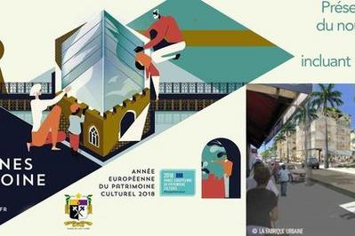 Présentation Du Projet Du Nouveau Centre Ville De Saint-andré Incluant Le Carré Historique à Saint Andre
