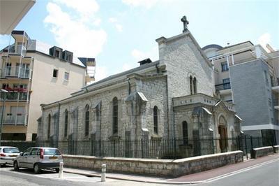 Présentation Et Illustrations Sonores De L'orgue De Saint Swithun . à Aix les Bains