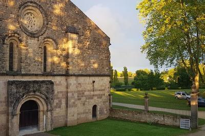 Présentation Historique De L'abbaye à Valence sur Baise