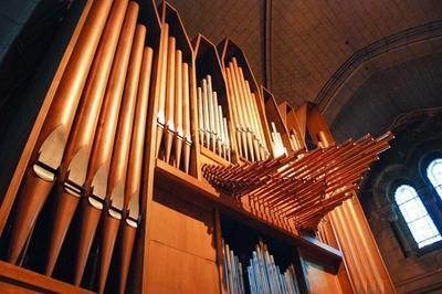 Présentation Pour Les Scolaires Du Grand Orgue De La Cathédrale Saint-charles. à Mandelieu la Napoule