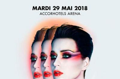 Pass VIP Katy Perry à Paris 12ème