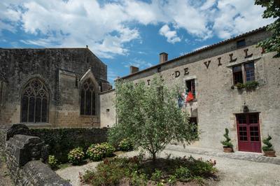 Prieuré (mairie) De Foussais-payré à Foussais Payre