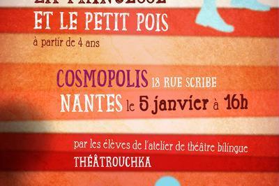 Princesse et le petit pois à Nantes