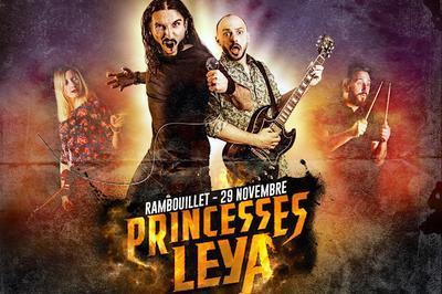 Princesses Leya à Paris 20ème