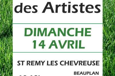 Printemps des Artistes à Saint Remy les Chevreuse