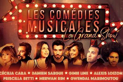 Les Comedies Musicales - Le Ponant à Pace