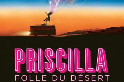 Priscilla Folle du Désert à Orléans