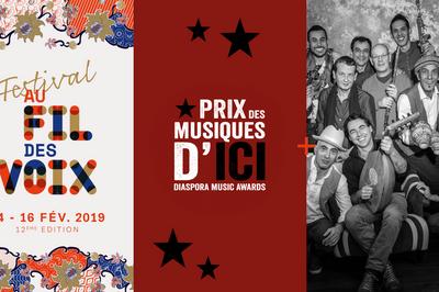 Prix Des Musiques D'ici // Fanfaraï Big Band - Festival Au Fil des Voix à Paris 10ème