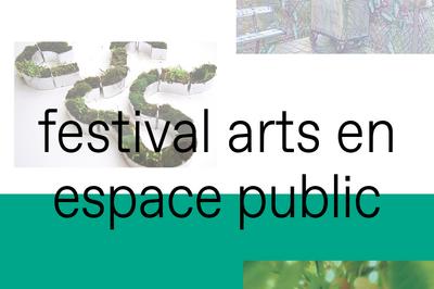 Le Festival Arts en Espace Public 2021