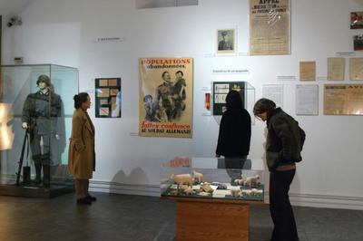 Profitez Des Journées Du Patrimoine Au Musée De La Résistance ! à Saint Brisson