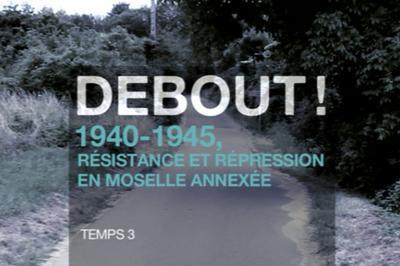 Projection D'un Documentaire Au Fort De Queuleu à Metz