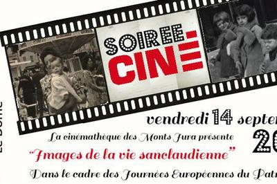 Projection De Films Amateurs Anciens à Saint Claude