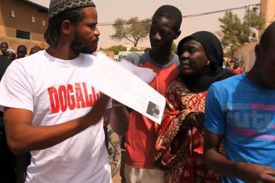 Projection débat : The revolution won't be televised, documentaire de Rama Thiaw, Sénégal à Angers