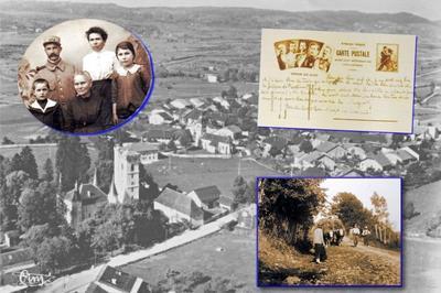 Projection Du Docu-fiction « Ma Vie, Mon Village Pendant La Grande Guerre » Par L'association Le Dreffia à Thezillieu