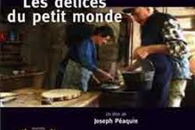 Projection Du Documentaire « Il était Une Fois... Les Délices Du Petit Monde ». à Aillon le Jeune