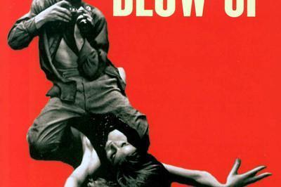 Projection du film Blow Up (1967) à Paris 10ème
