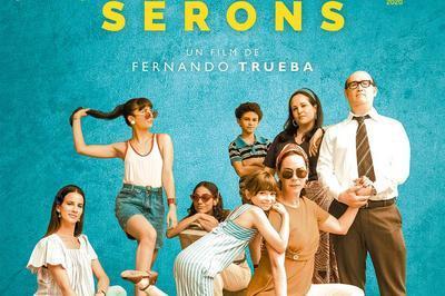 Projection du film colombien