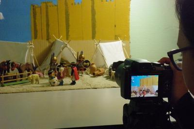 Projection Du Film D'animation Le Vol Du Palladium à Izernore