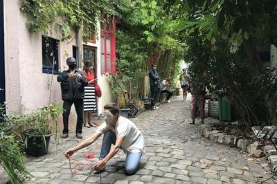 Projection - Film Osez Danser à Paris 20ème