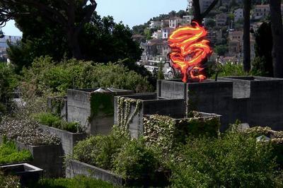 Projection L'observateur à Nice