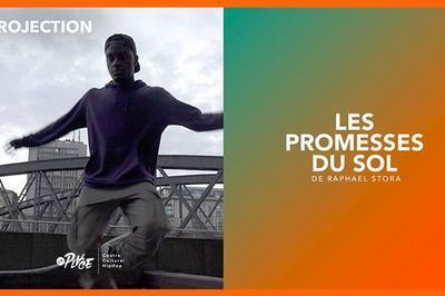 Projection - Les Promesses Du Sol à Paris 1er