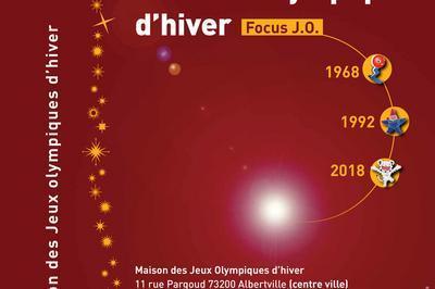 Projections Et Partage De L'héritage Culturel Et Sportif Des Jeux Olympiques D'hiver. à Albertville