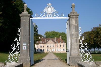 Promenade Au Château à Saint Albin de Vaulserre
