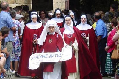 Promenade Dans Les Pas Des Soeurs Du Verbe Incarné à Saint Junien