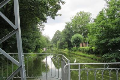 Promenade Découverte Du Canal à Tourcoing