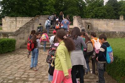 Promenades Contées Pour Scolaires « Maubuisson Contes Et Histoire » Par L'association Iletaitunefois à Saint Ouen l'Aumone