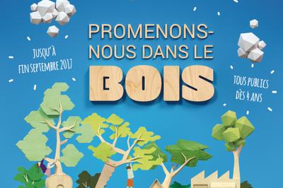Promenons-nous dans le bois à Vitry sur Seine