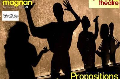 Propositions contemporaines 1 -Vaudeville ou burlesque ! à Nice