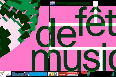 Pump à la fête de la musique 2018 de Caen