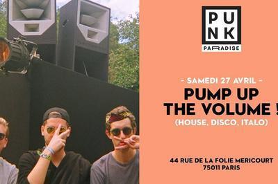 Pump Up The Volume! à Paris 11ème