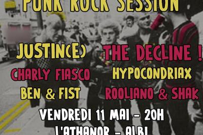 Punk rock session avec Pollux Asso ! à Albi