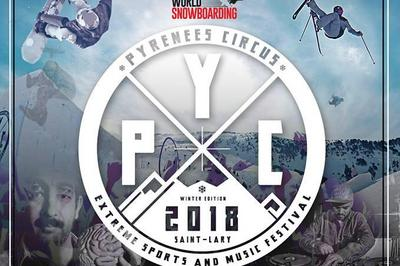 Pyrénée Circus 2018