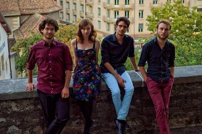 Concert du Quatuor Ernest / 19e Rencontres Musicales - musique et patrimoine en Scène et Marne à Montcourt Fromonville