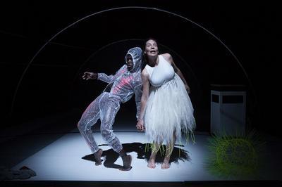 Quand j'aurai mille et un ans de Nathalie Papin mise en scène Jérôme Wacquiez à Crepy en Valois