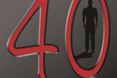 Quarante (40) à Cannes la Bocca