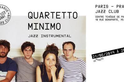 Quartetto Minimo à Paris 6ème