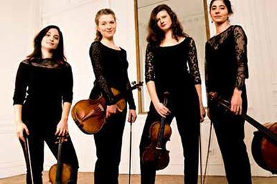 Quatuor Akilone à Grignan